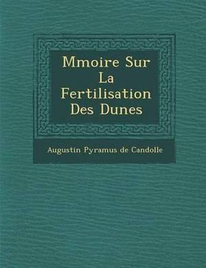 M Moire Sur La Fertilisation Des Dunes