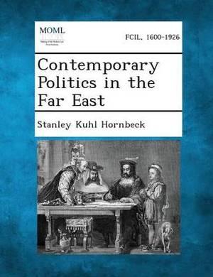 Contemporary Politics in the Far East