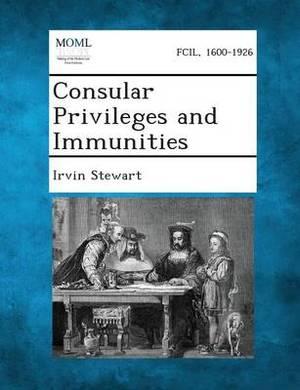 Consular Privileges and Immunities