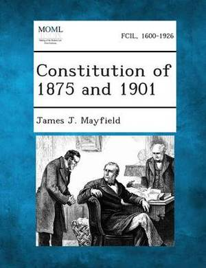 Constitution of 1875 and 1901