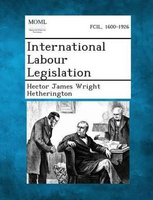 International Labour Legislation