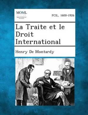 La Traite Et Le Droit International