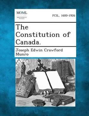 The Constitution of Canada.