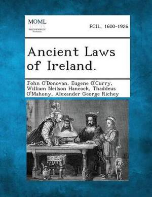 Ancient Laws of Ireland.