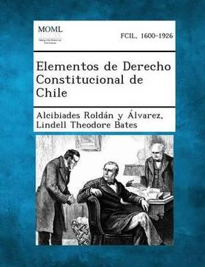 Elementos de Derecho Constitucional de Chile