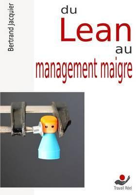 Du lean au management maigre