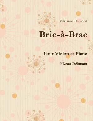 Bric-a-Brac pour Violon et Piano