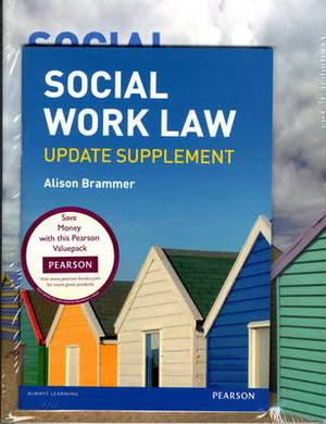 Social Work Law with Updating Supplement