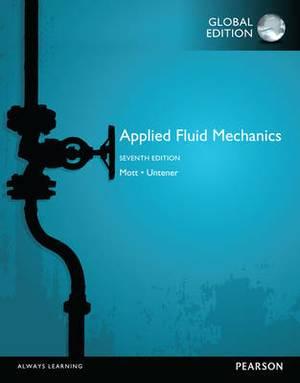 Applied Fluid Mechanics, Global Edition