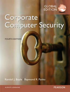 Corporate Computer Security, Global Edition