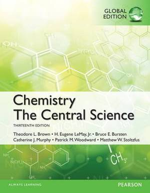 Chemistry: The Central Science OLP with eText