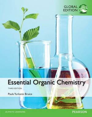 MasteringChemistry with Pearson eText -- Access Card -- for Essential Organic Chemistry, Global Edition