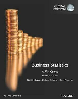 Business Statistics: A First Course Plus MyStatLab with Pearson eText