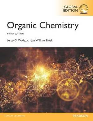 Access Card -- MasteringChemistry with Pearson eText for Organic Chemistry, Global Edition