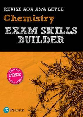 REVISE AQA AS/A Level Chemistry Exam Skills Builder with ActiveBook