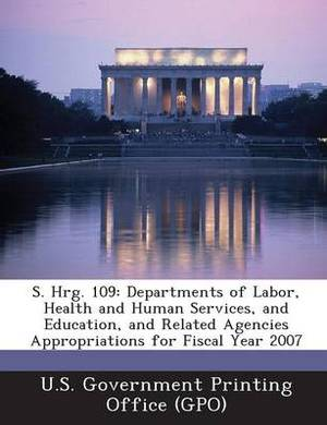 S. Hrg. 109: Departments of Labor, Health and Human Services, and Education, and Related Agencies Appropriations for Fiscal Year 20