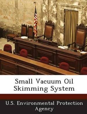 Small Vacuum Oil Skimming System