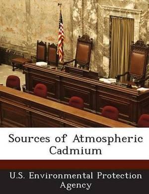 Sources of Atmospheric Cadmium