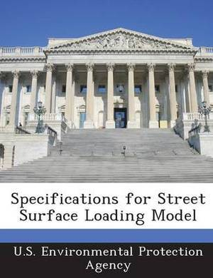 Specifications for Street Surface Loading Model