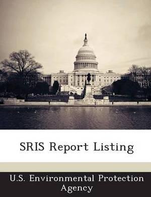 Sris Report Listing