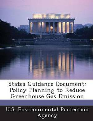States Guidance Document: Policy Planning to Reduce Greenhouse Gas Emission