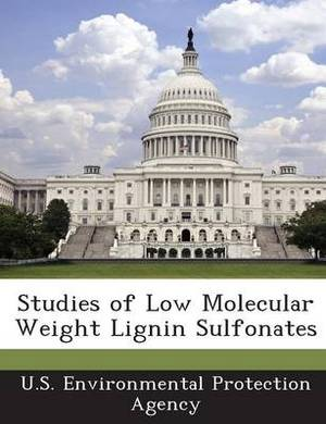 Studies of Low Molecular Weight Lignin Sulfonates