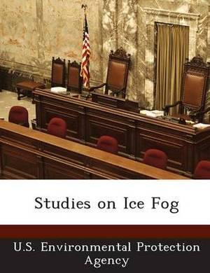 Studies on Ice Fog