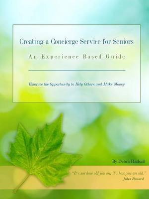 Creating a Concierge Service for Seniors