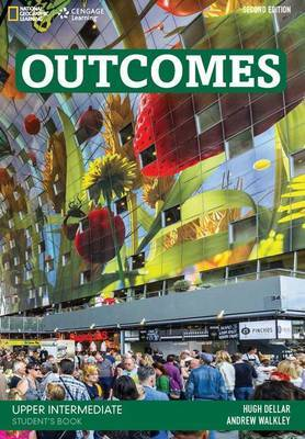 Outcomes (2nd ed) - Upper-Intermediate - Student's Book with Access Code and Class DVD