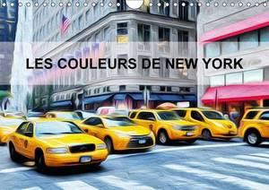 Les Couleurs De New York 2017: Creations Graphiques Sur La Ville De New York