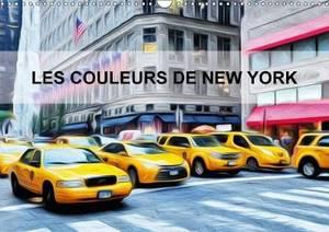 Les Couleurs De New York 2018: Creations Graphiques Sur La Ville De New York