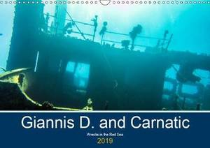 Giannis D and Carnatic - Wrecks in the Red Sea 2019: Experience wreck diving