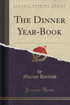 The Dinner Year-Book (Classic Reprint)