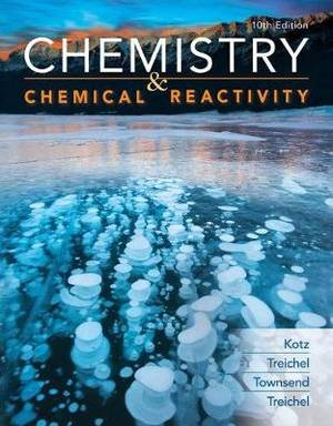 Owlv2 with Ebook, 1 Term (6 Months) Printed Access Card for Kotz/Treichel/Townsend/Treichel's Chemistry & Chemical Reactivity, 10th