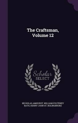 The Craftsman, Volume 12