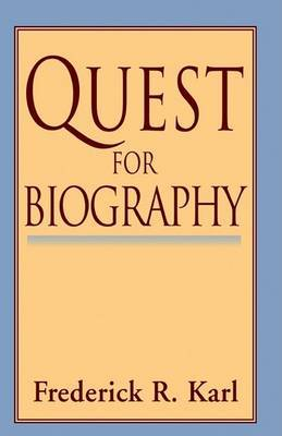 Quest for Biography