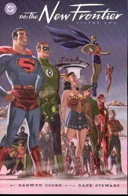 DC: Volume 2: The New Frontier