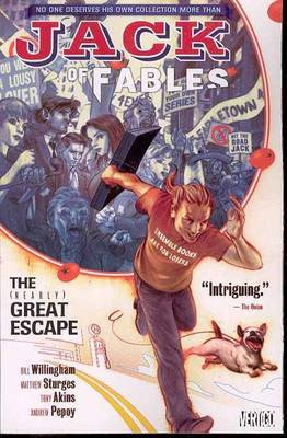Jack of Fables: Volume 1: Nearly Great Escape