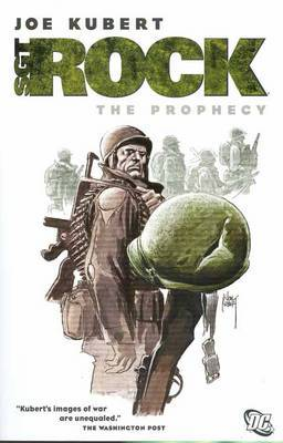 SGT Rock the Prophecy