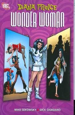 Diana Prince Wonder Woman: Volume 2