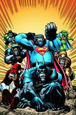 DC Comics Goes Ape
