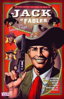 Jack of Fables: Vol. 5: Jack Of Fables Vol. 5 Turning Pages