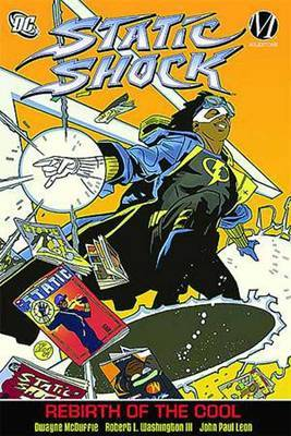 Static Shock Rebirth of the Cool