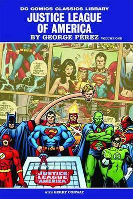 DC Library: Volume 1: Justice League of America