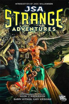 Justice Society of America Strange Adventures