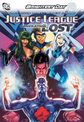 Justice League Generation Lost: Volume 1
