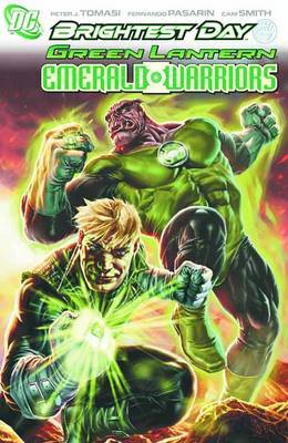 Green Lantern: Vol. 1: Emerald Warriors