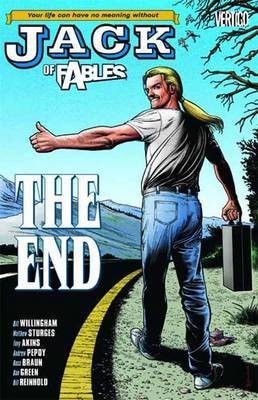 Jack of Fables: Vol. 9: The End