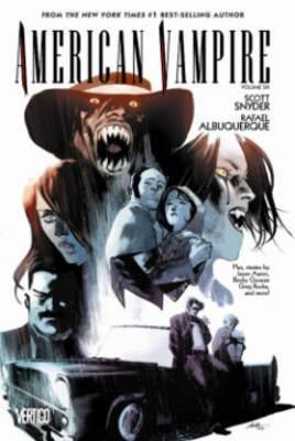 American Vampire: Volume 6
