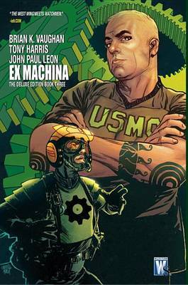 Ex Machina: Book 3